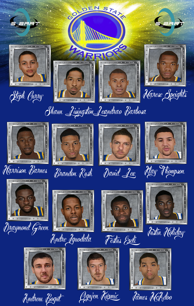 Visit ESPN to view the Golden State Warriors team roster for the current season
