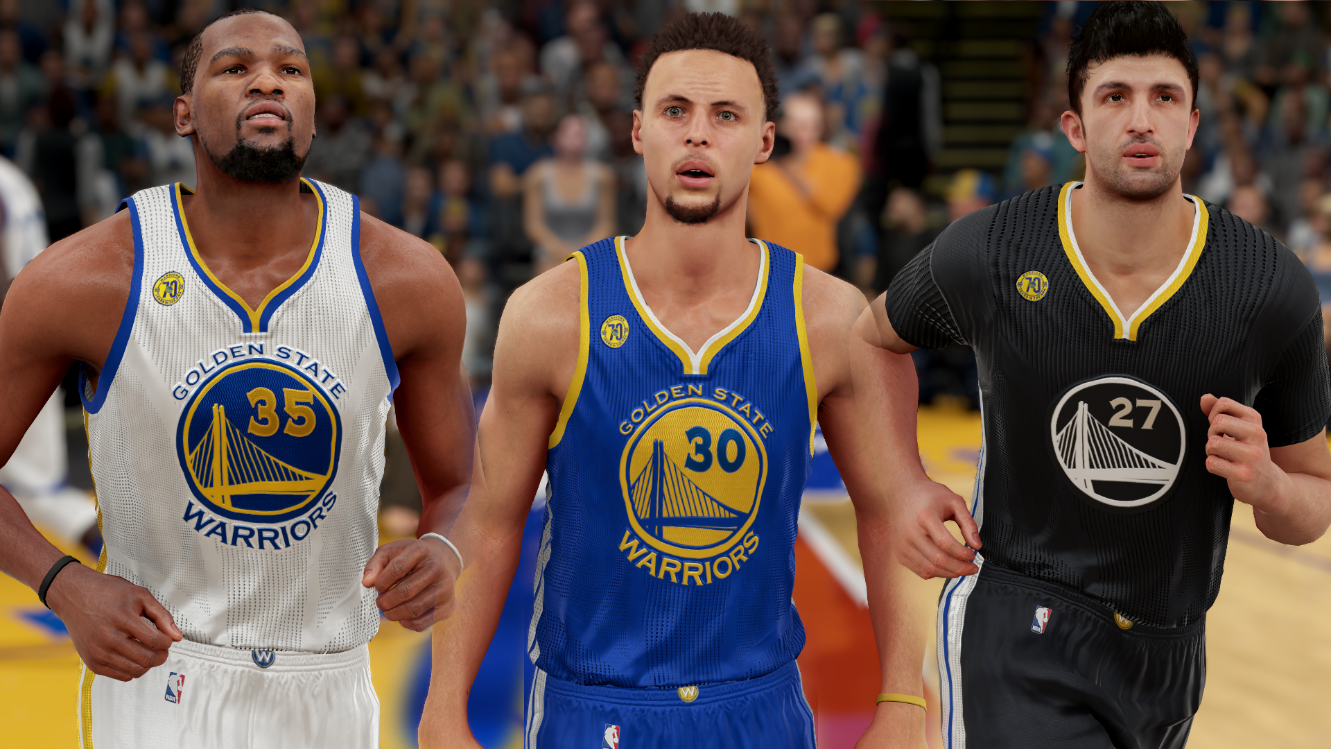 2e5c22f65005 nba 2k14 jerseys 2014 2015 golden state warriors jersey pack nba 2k14   golden state warriors jersey